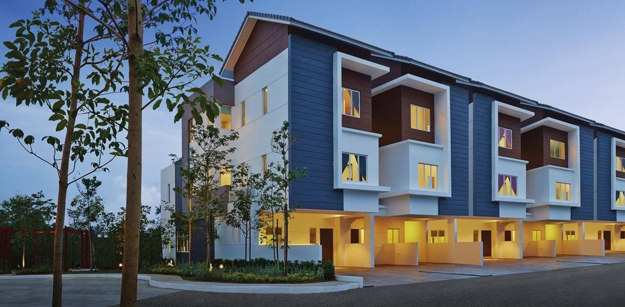 Sunway Wellesley Townhouse Malaysia Properties Property