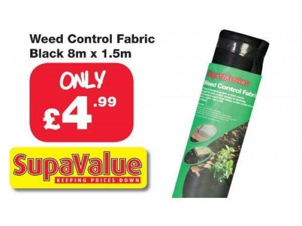 Supagarden Weed Control Fabric