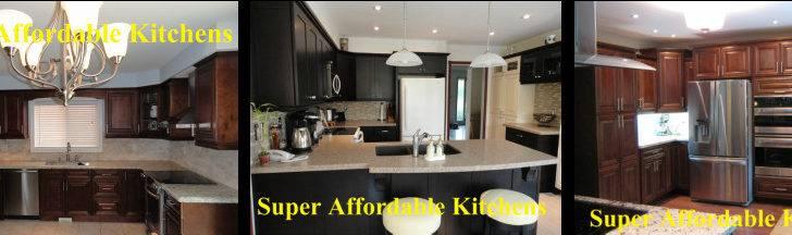 Super Affordable Kitchens