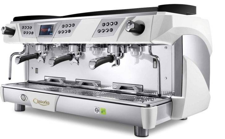 Susegana Astoria Branded Espresso Coffee Machines