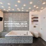 Suspended Ceiling Spotlights Bathroom Lighting Ideas