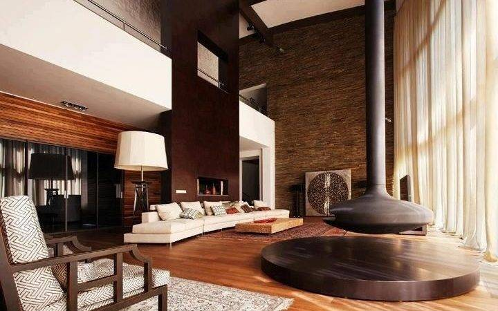 Suspended Stove Fireplaces Pinterest