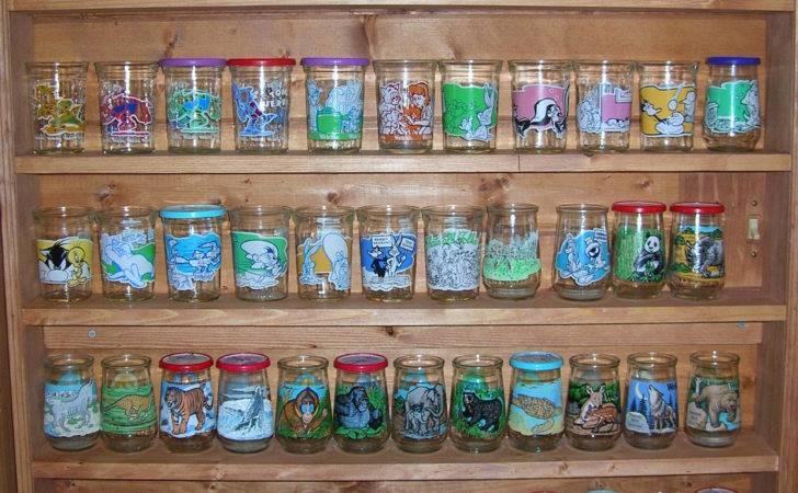 Swanky Swigs Jelly Jars Nifty Glasses