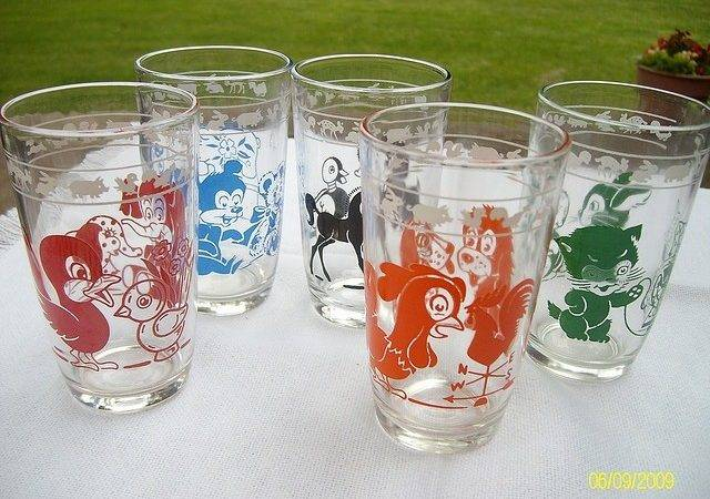 Swanky Swigs Mom Loves These Little Juice Glasses Have