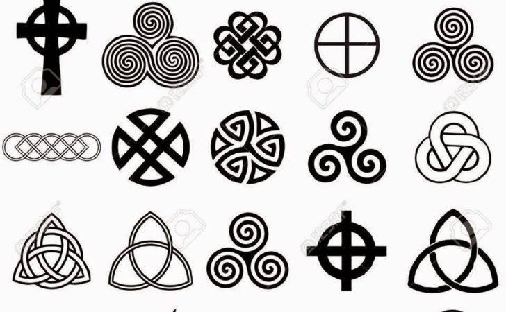 Swastika Celtic Symbols