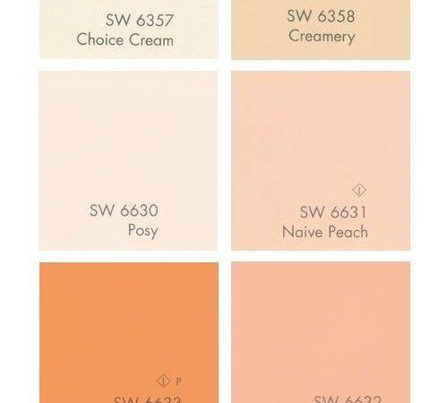Swatches Pinterest Work Peach Bedroom Front Doors