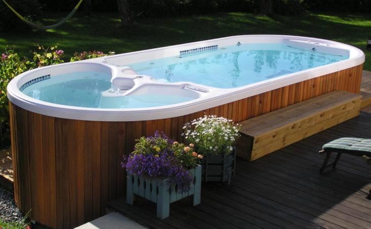 Swim Spas California Custom Hot Tubs
