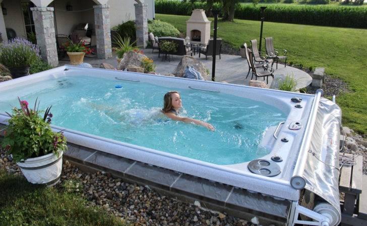 Swim Spas Swimming Pool Spa Made Usa