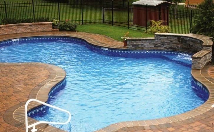 Swimming Pool Backyard Ideas Want Pinterest