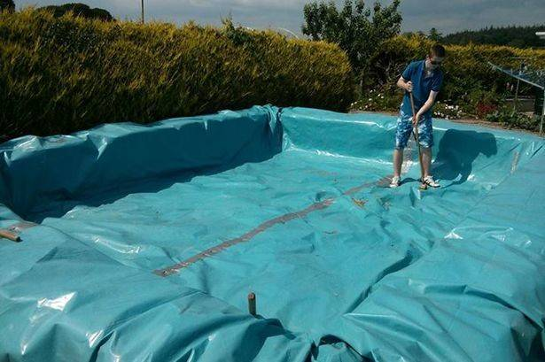 Swimming Pool Construction Build Your Own