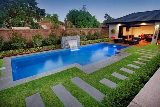 Swimming Pool Design Inspiration Your Home Exterior
