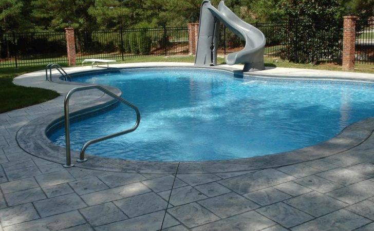 Swimming Pool Designs Beautiful Slides