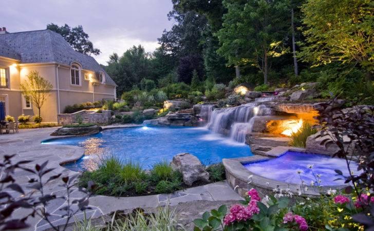 Swimming Pool Designs Landscape Architecture Design