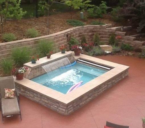 Swimming Pool Ideas Small Backyard Homesthetics Inspiring