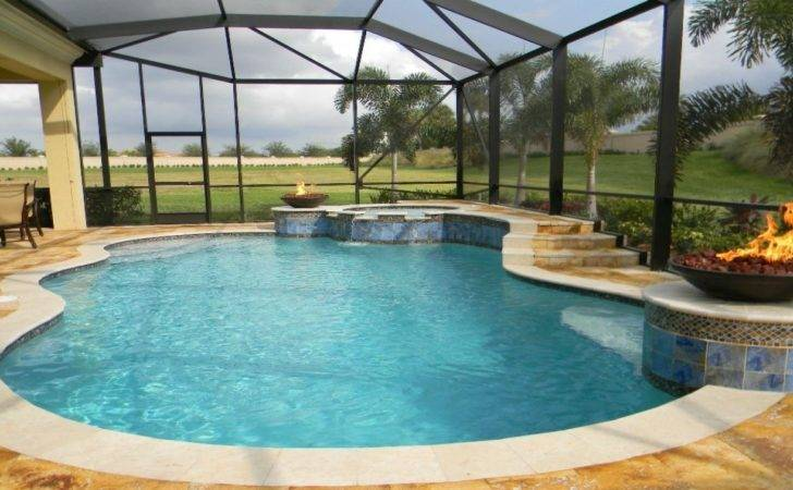 Swimming Pool Residential Design Luxury Home Indoor