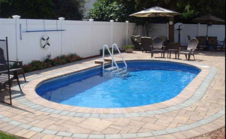 Swimming Pool Semi Inground Pools Your Magnificent Backyard