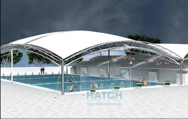 Swimming Pool Shade Ideas Structures