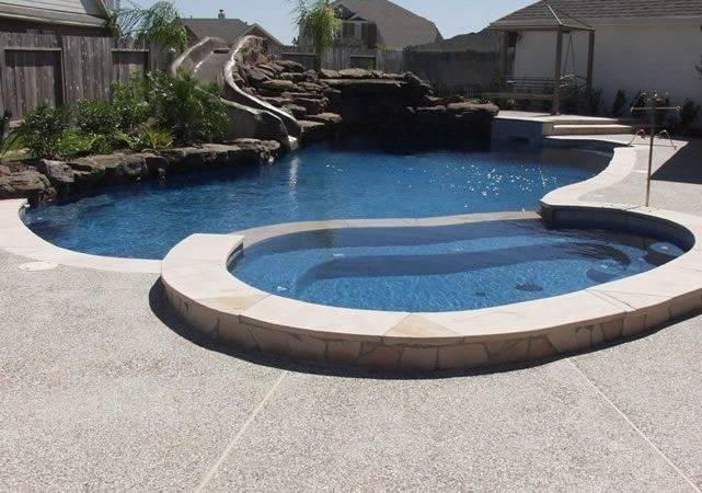 Swimming Pool Slide Outdoor Entertaining Pinterest