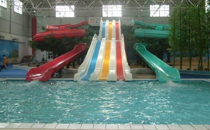 Swimming Pool Slides Slide More