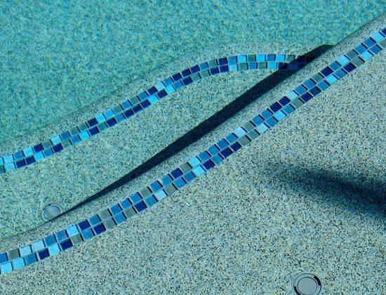 Swimming Pool Step Tile Trim Build Perfect Pinterest