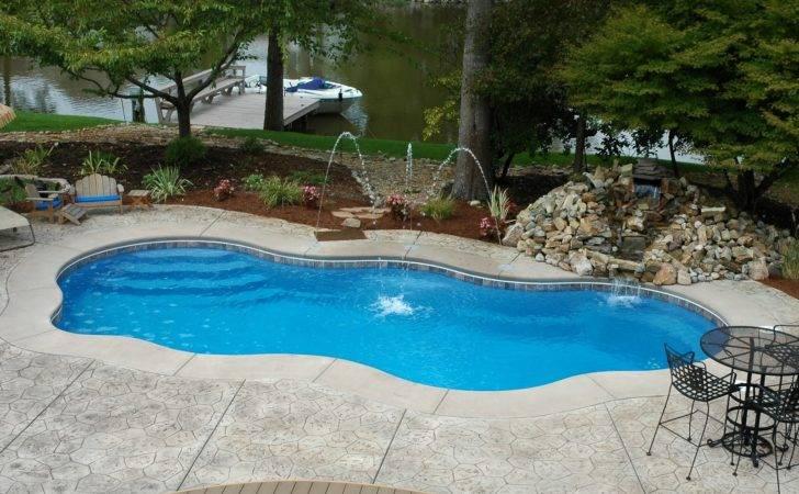 Swimming Pools Ground Pool Design