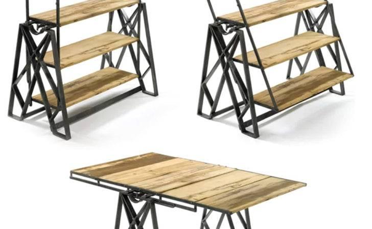 Swing Convertible Table Shelf Dudeiwantthat