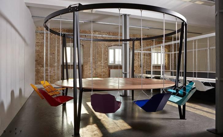 Swing Tables More Bored Meetings Moco Loco