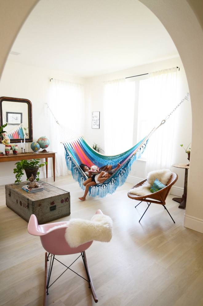 Swing Time Indoor Hammocks Inspiring