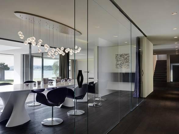 Swiss House Inside Home Design Glass Fine