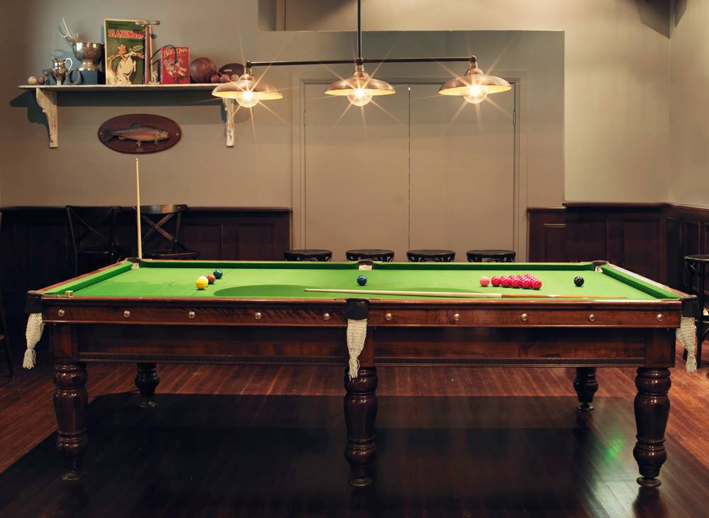 Sydney Bars Pubs Pool Tables
