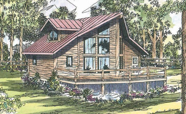 Sylvan Frame House Plans Cabin Vacation