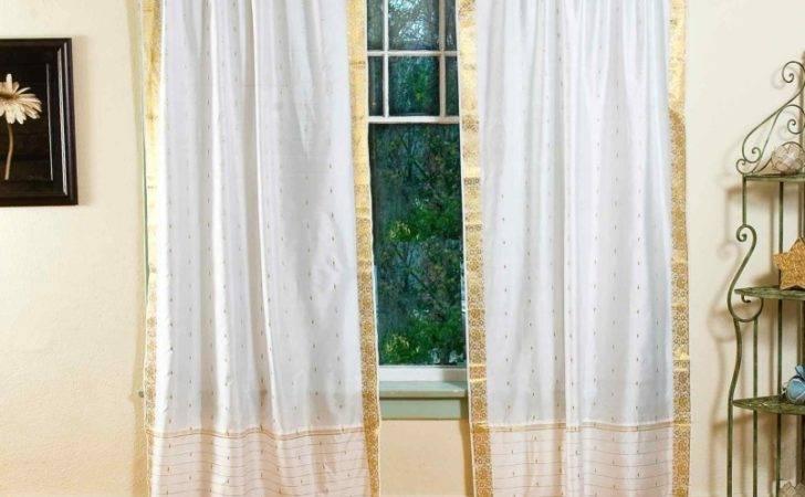 Tab Top Curtains Designs Ideas Home Interior Design