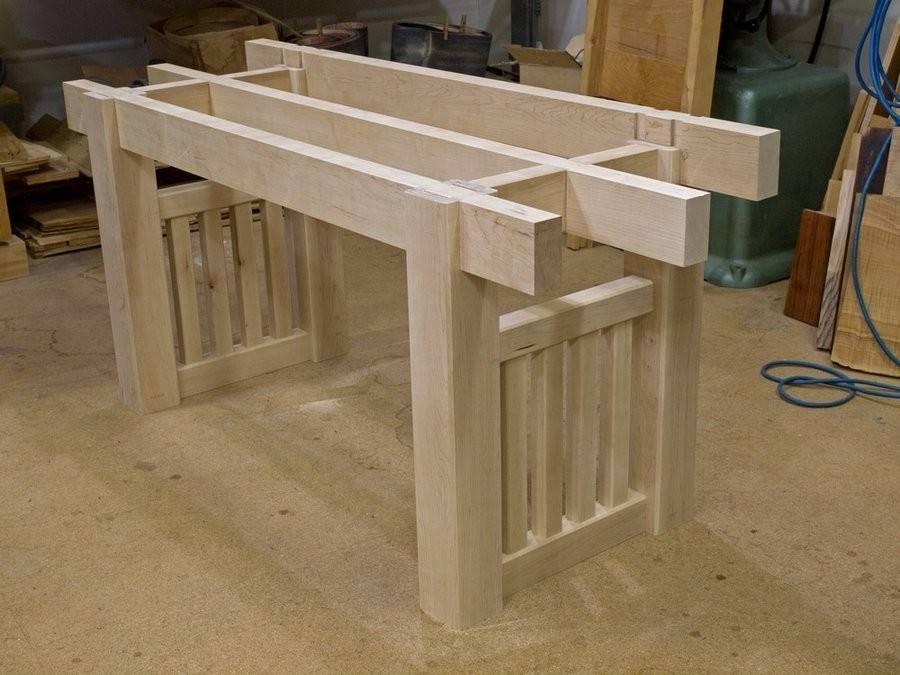 Table Base Granite Slab Don Kondra