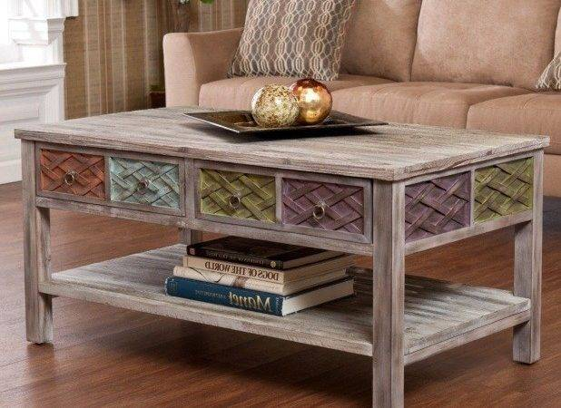 Table Coffee Tables Small Rooms Spaces Antique Furniture