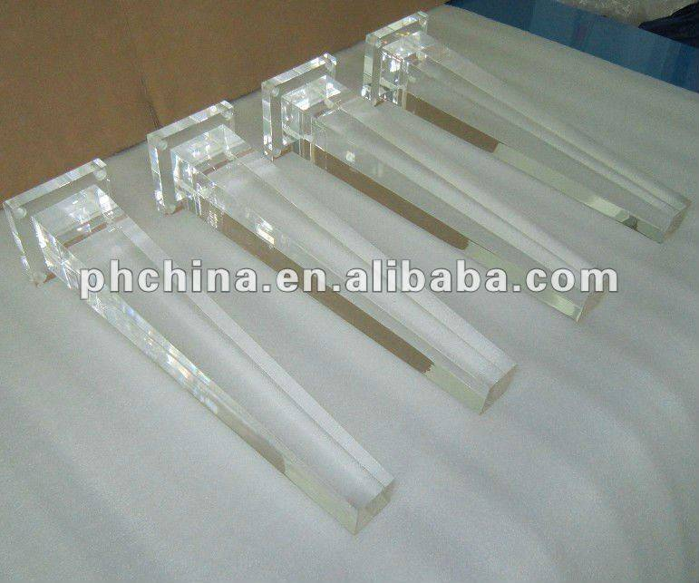 Table Legs Buy Clear Acrylic
