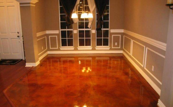 Table Residential Epoxy Flooring Diy Shabbychic Style Medium