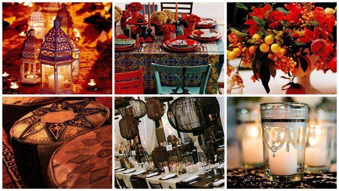 Tablescape Bollywood Middle Ideas Moroccan Theme
