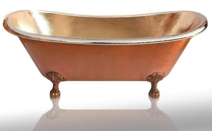 Take Look Our Copper Bathtub Inspires