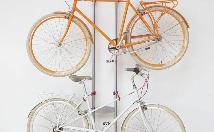 Take Your Bike Off Floor These Ingenious Racks