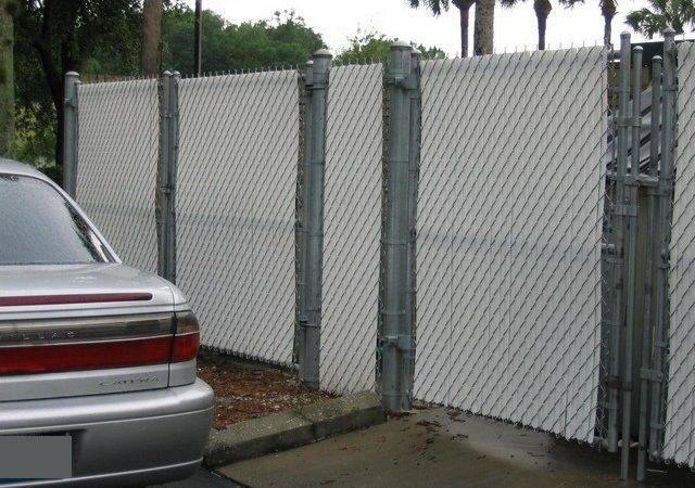 Tampa Chain Link Fence Installation Fences