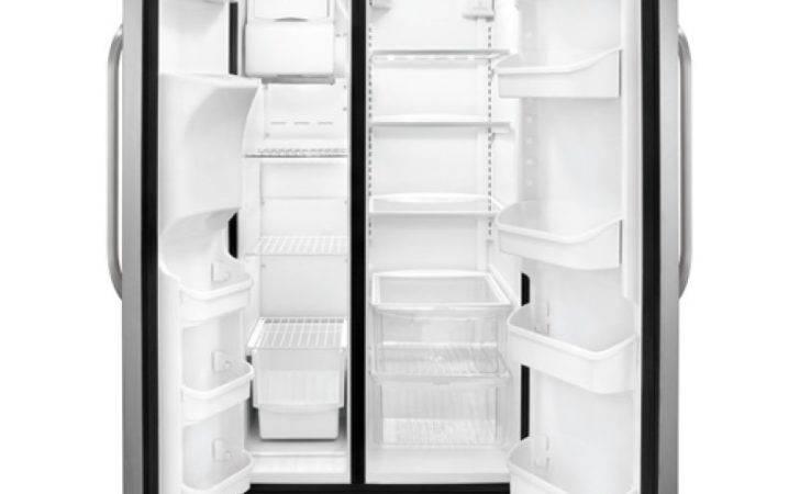 Tampa Frigidaire Side Refrigerator