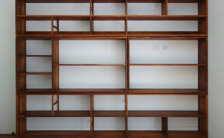 Tasmanian Blackwood Shelves