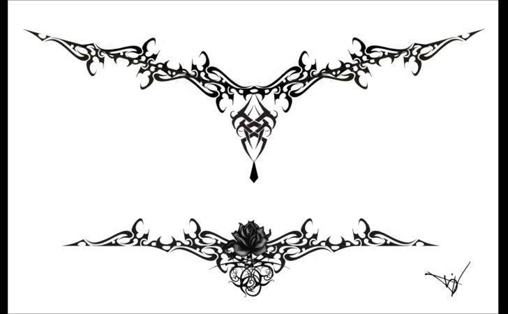 Tattoo Designs Women Gothic Ideas