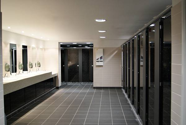 Tbs Fabrications Greenacres Holiday Park Washrooms