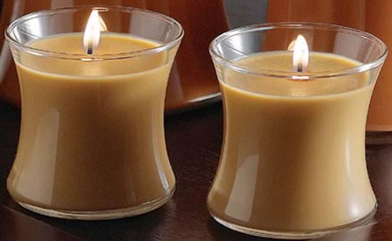Tea Light Candles These Smaller Burn Inside