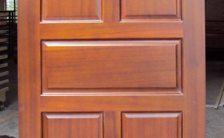 Teak Wood Door Designs Photos