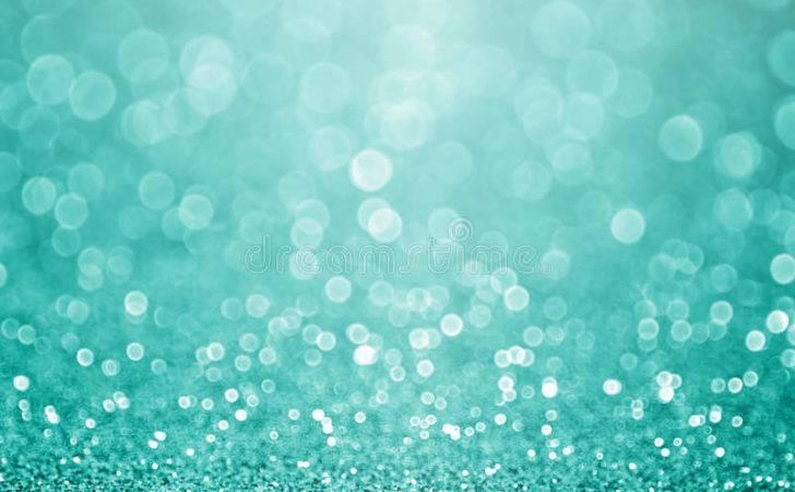 Teal Turquoise Aqua Glitter