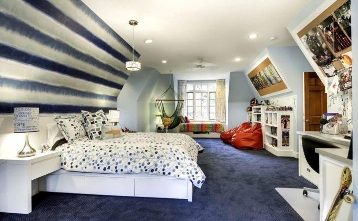 Teen Boys Room Designs Decorating Ideas Design Trends