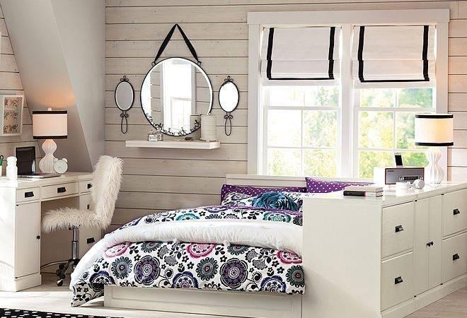 Teen Girls Bedroom Rooms Pinterest Bedrooms