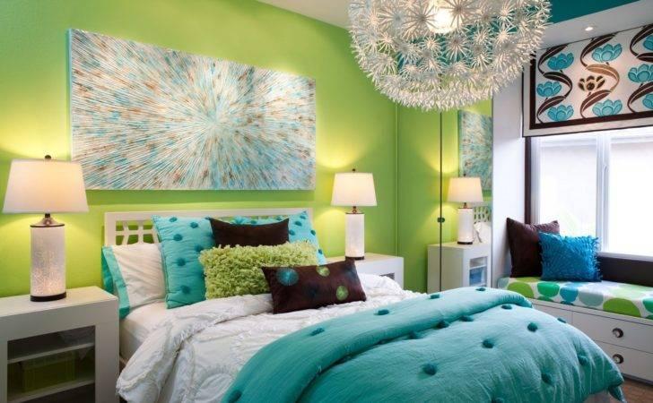 Teens Room Pretty Teen Girl Colors Blue Cotton Comforter Set